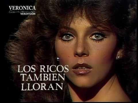 Collage de Telenovelas de Verónica Castro