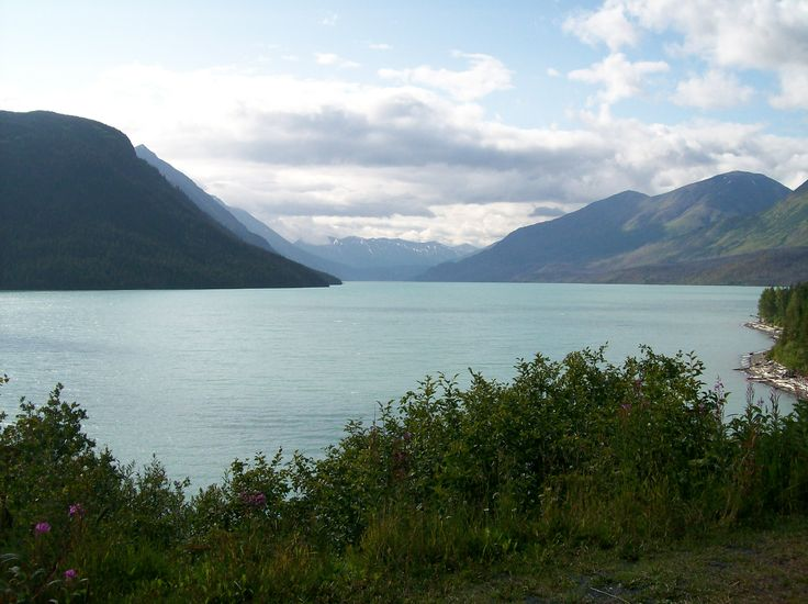 Outside of Seward, Alaska
