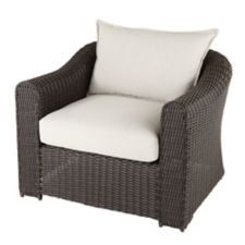 Features an elegant, all-weather resin wicker design that adds texture to your outdoor space | Canadian Tire