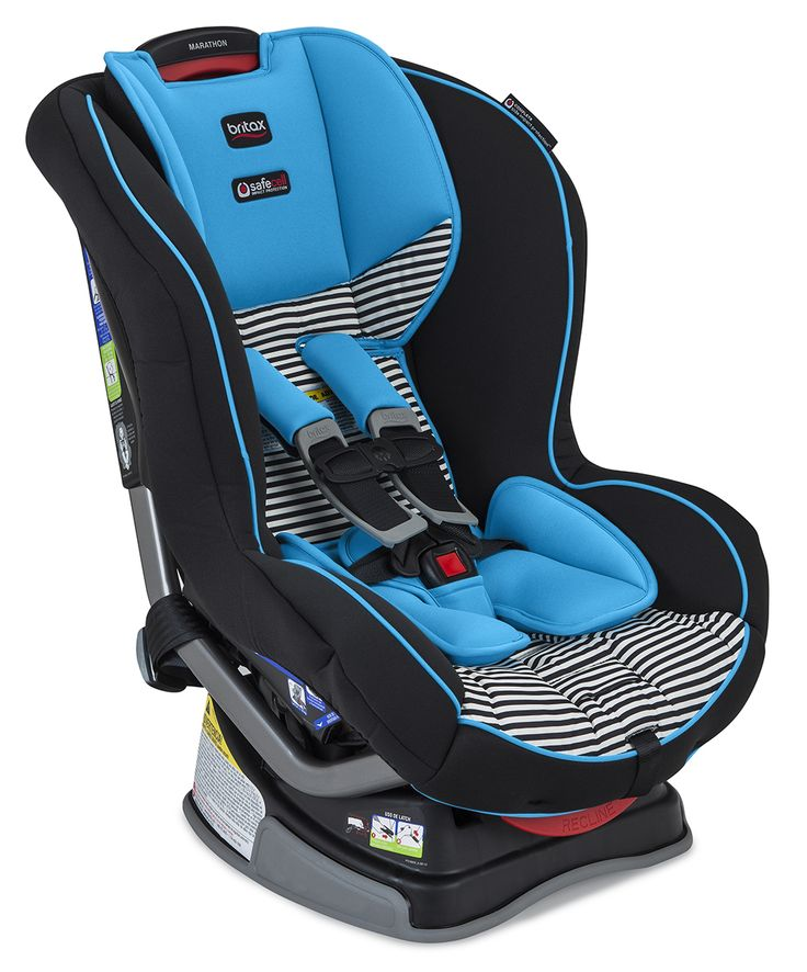 "Britax Marathon Ultimate Comfort Series convertible car seat in Nantucket fashion: The Babies""R""Us exclusive Ultimate Comfort Series line features resilient memory foam with a layer of high-density cushioning foam, offering the best comfort on the go. #UltimateComfort #britax #carseat"