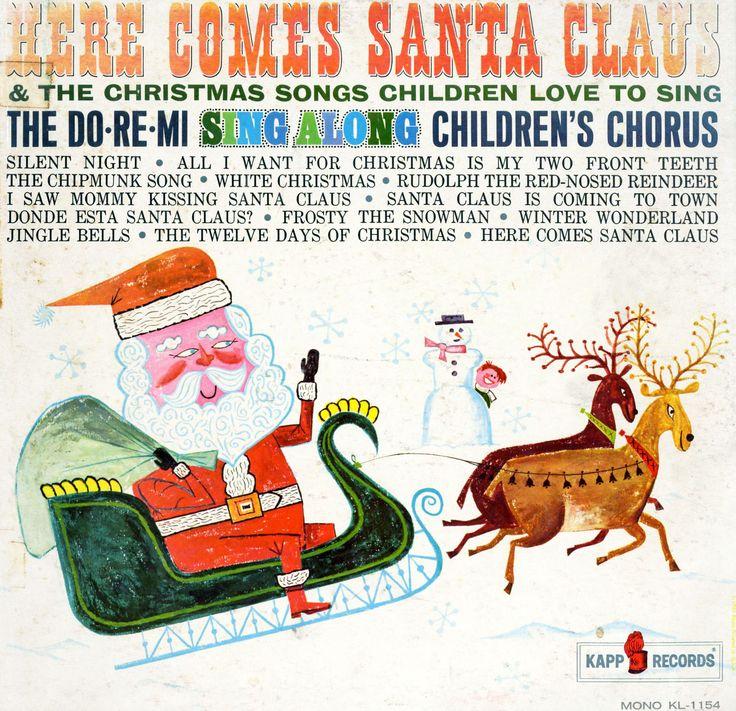 123 best Classic Christmas LP Covers images on Pinterest | Lp ...