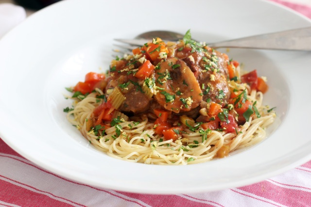 Veal Osso Bucco with Gremolata | Veal osso bucco