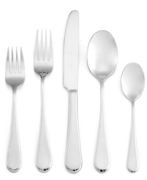 Oneida Icarus 50-Pc Set, Service for 8, A Macy's Exclusive - Silver