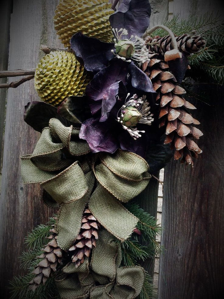 "Cecilia - ""Christmas wreath "" Made In Paris"" by Regine Hervy"
