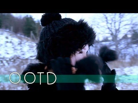 OOTD   Zimowa stylizacja - YouTube