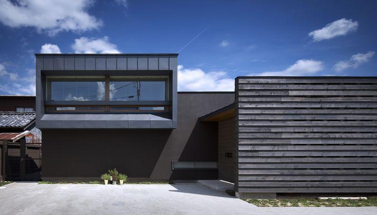 亀岡の家 - WORKS 株式会社 一級建築士事務所 設計組織 DNA 実績ある建築家とつくる戸建住宅 - 大阪・京都・兵庫