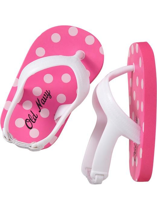 Dot sandals -- so cute and so cheap! http://www.letko.info/archives/26.html