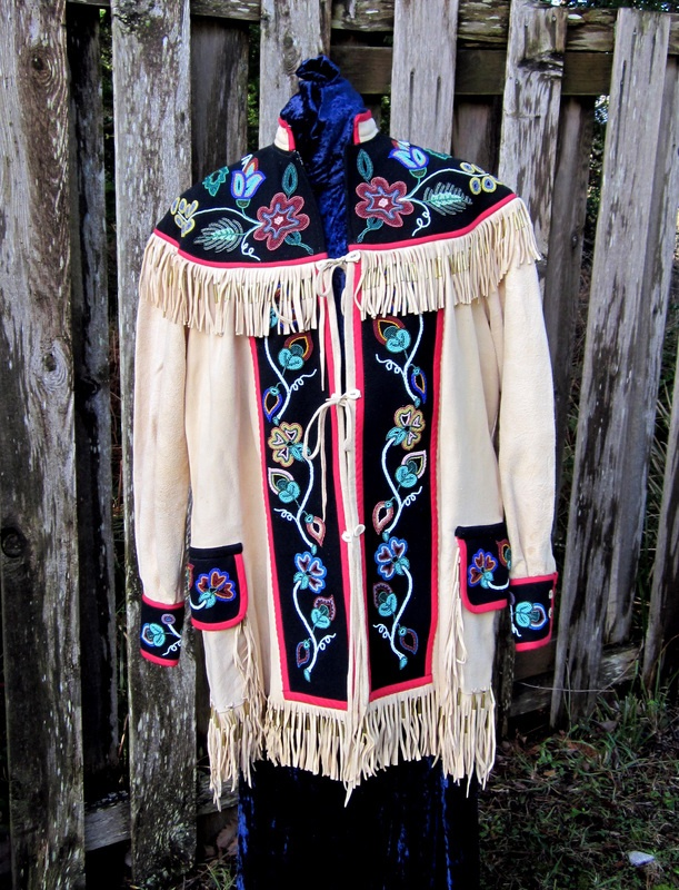 Judy Tepley, Athabaskan Coat (worn by men)