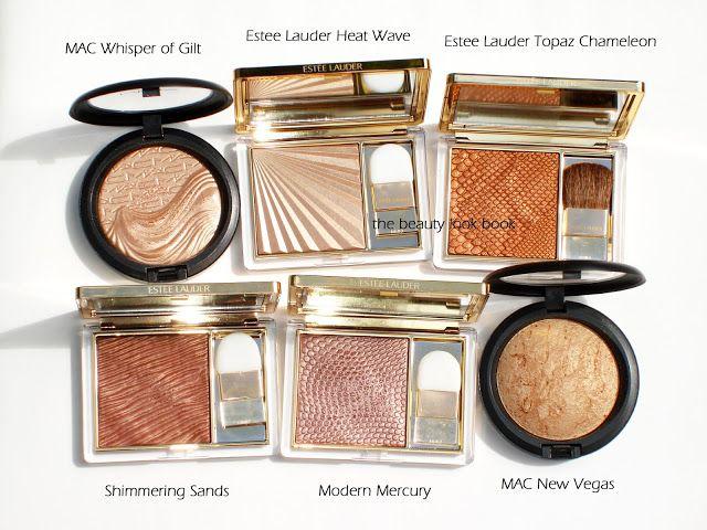 The Beauty Look Book: Estée Lauder Heat Wave Illuminating Powder Gelée (Limited Edition)