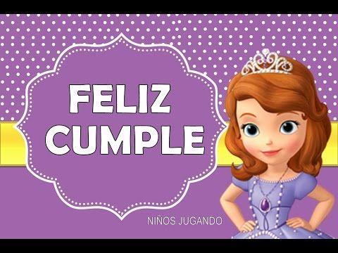 Canción tradicional de Feliz Cumpleaños Minnie Mouse para niños infantil DIVERTIDA - YouTube