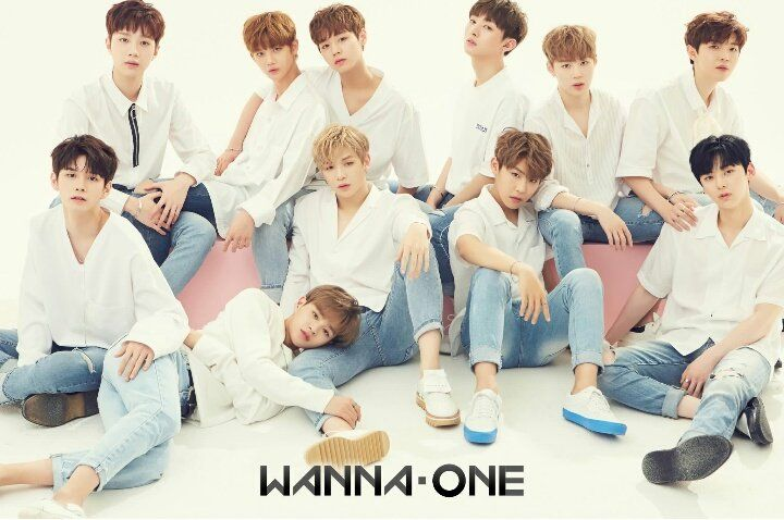 Wanna One - Busca do Twitter