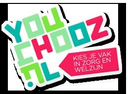 youchooz.nl: Een goede site met info en filmpjes over opleidingen en beroepen in zorg en welzijn.