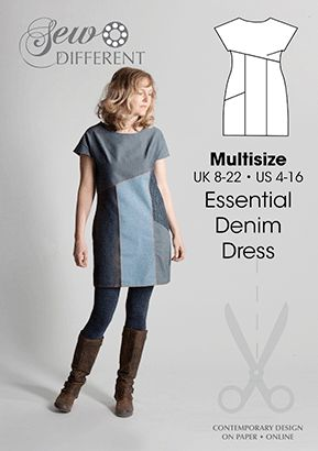 Free sewing patterns Spring / dresses