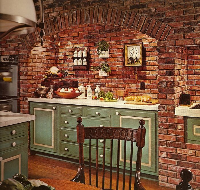 Kitchen Wood Ideas: 19 Best Images About 1970s Home Decor Items On Pinterest