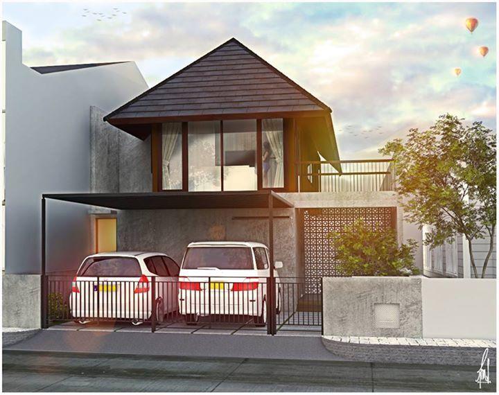 Renovation Bekasi House, West Java, Indonesia