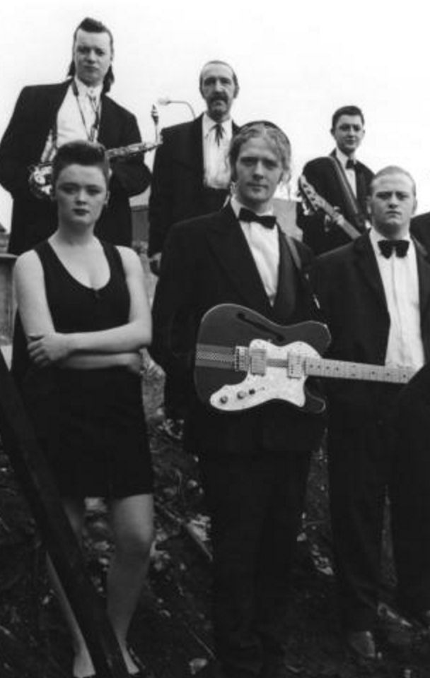 "The Commitments. Superb music movie with great cover songs. Part of a trilogy, but we could stand to see a ""Reunion Tour""  ...#Snapper"