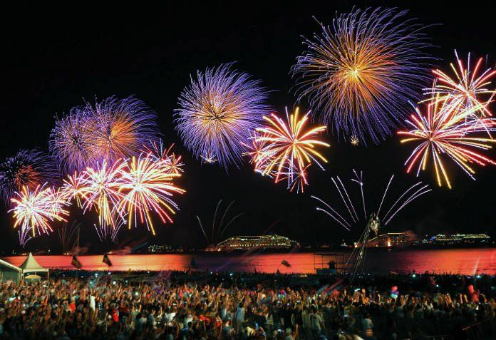 Best Places To Celebrate 2020 New Year S Eve In The Usa New Year S Eve 2020 Newyear Dance Party Birthday