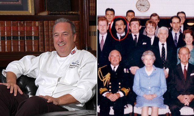 Former royal chef reveals the secrets of the Buckingham Palace kitchen