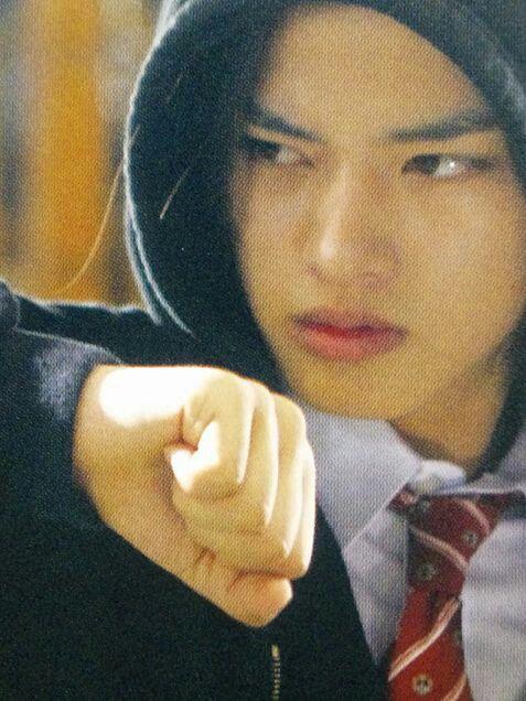 Koishite akuma a vampire boy