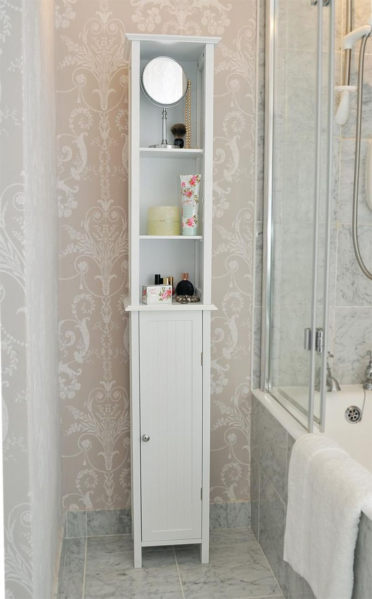 Best 25 tall bathroom cabinets ideas on pinterest for Cabinet salle de bain