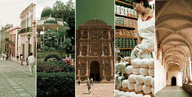 5 Imprescindibles: Ciudad de Oaxaca / México Desconocido