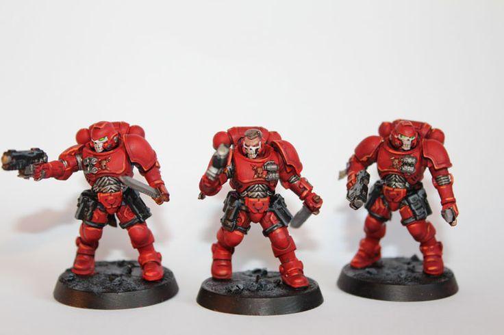 How to play Primaris Space Marines