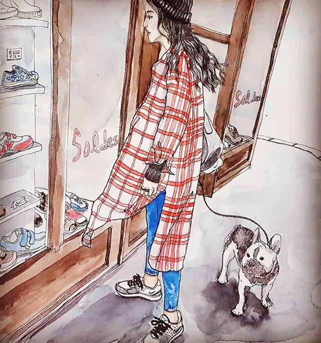 #suwalook #suwa_ #suwacoloringbook #fashionwatercolor #fashion #coloring #coloringbook #coloringforadults #adultcoloringbook #mode #malbuch #malbuchfürerwachsene #watercolor #aquarell #aquarelle #fabercastell #fashionillustration #акварель #lavinagula