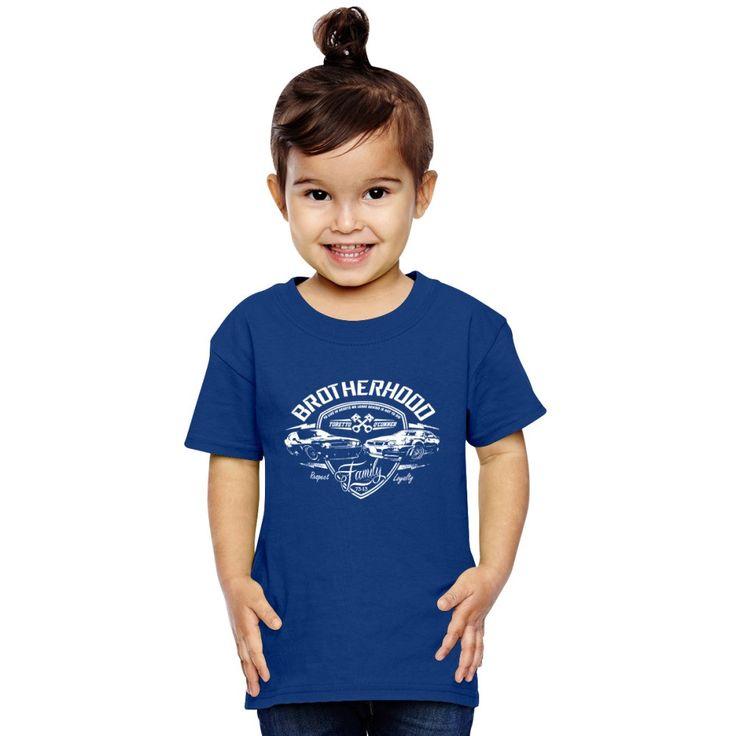 Fast And Furious - Brotherhood Toddler T-shirt