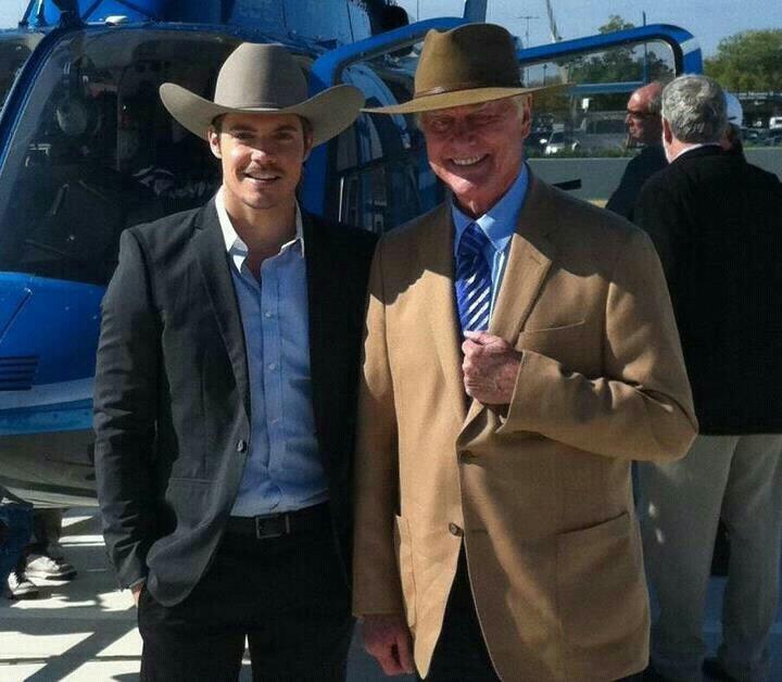 John Ross and JR
