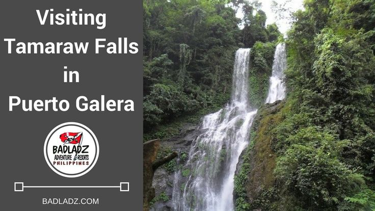 Near the city of San Teodoro in Oriental Mindoro area of Mindoro Island you will find Barangay Villaflor which is where the famous natural wonder Tamaraw Falls in Puerto Galera can be visited. This majestic beauty is one of the many natural wonders to see here on Mondoro Island and is 423ft (128.3m) tall.