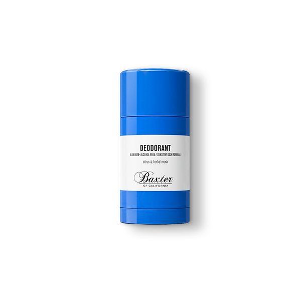 Bâton déodorant sans aluminium ni alcool, parfait pour les peaux sensibles.  Protège contre les odeurs trop viriles après les matchs de rugby contre des ours...