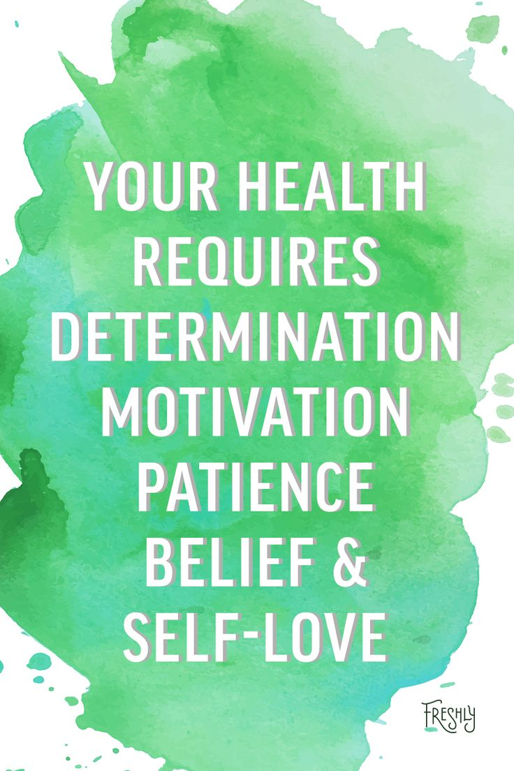 Daily Fitness Motivation: What Is Necessary To Put Your Health First?  Determination, Motivation
