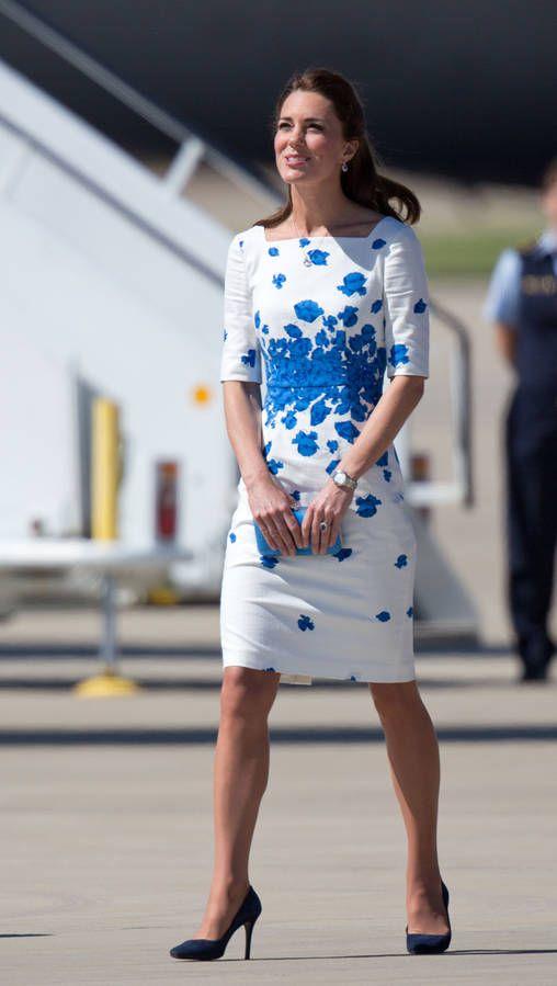 Robe Kate Middleton : Les plus belles robes de Kate Middleton - Elle