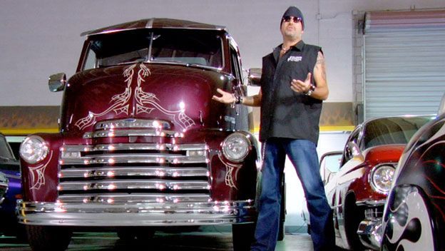 Counting Cars Chevy Truck