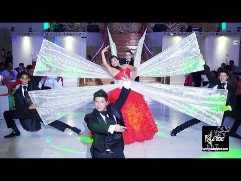 15 Años Jessica Vals Moderno Academia de Baile Studio Perfiles Video Filmaciones Zon Caribe - YouTube