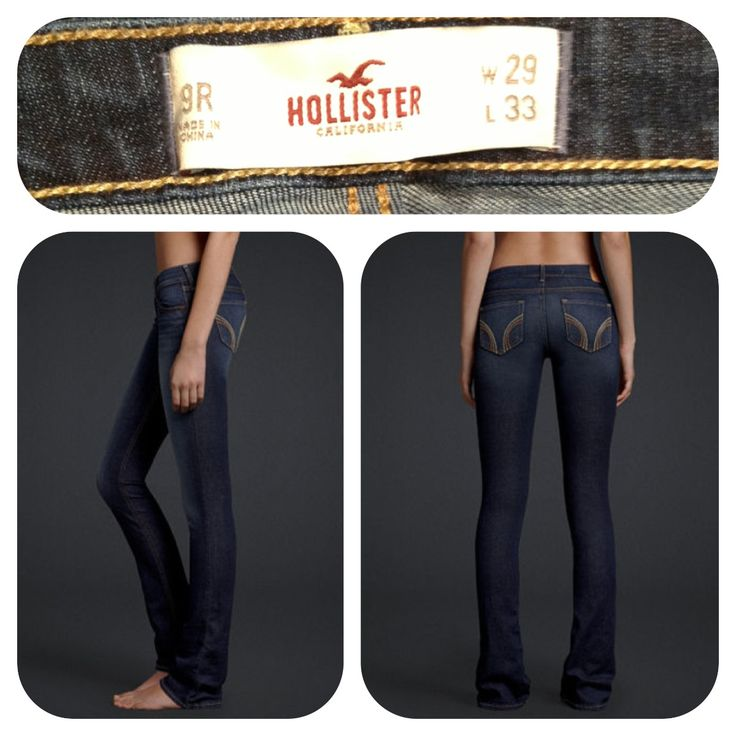 Hollister bootcut jeans. (If on sale) size 0 or 1 ...