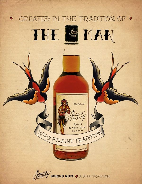 Sailor Jerry Rum Drink Recipes