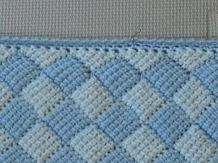 136 Best Tunisian Images On Pinterest Crochet Batwing Tops
