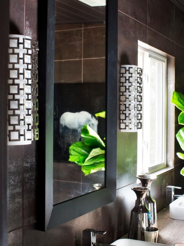 Design Megillah Bathroom Redesign For Under 200: Modern Bathroom Design, Bath