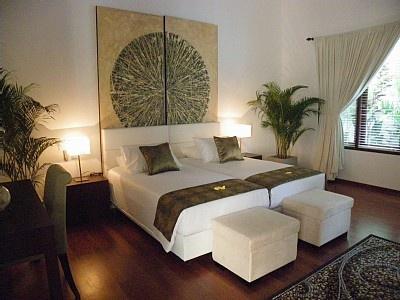 Twin bedroom - guest room ideas