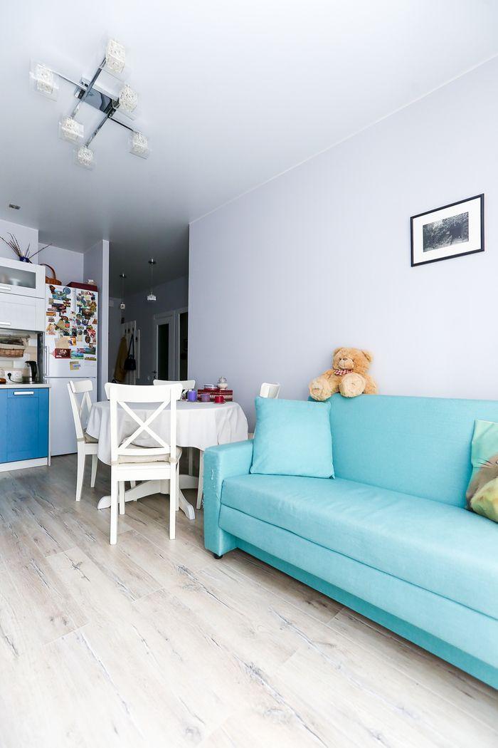 Однушка 47 м² в Реутове – Идем в гости