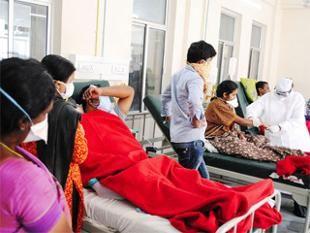 मध्य प्रदेश में जानलेवा वायरस स्वाइन फ्लू से जान जाने का सिलसिला थमने का नाम ही नहीं ले रहा है। राज्य में इससे मरने वालों की संख्या 117 पहुंच गई है। स्वाइन फ्लू