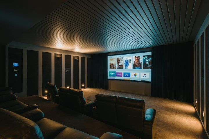 Bellevue Hill Home Theater Rooms Home Theater Design