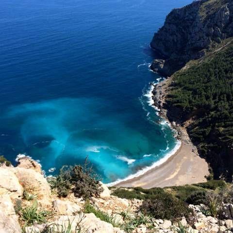 SPANIEN-MALLORCA Buchten aus dem Bilderbuch