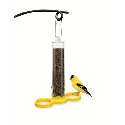 Droll Yankees Bird Lovers Finch Finder Nyjer Seed Feeder - DYBLFIND