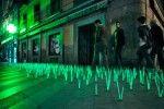 Mutant Weeds by luzinterruptus | Inspir3d
