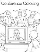 general conference 2014 coloring pages | 447 best images about LDS General Conference Activities ...