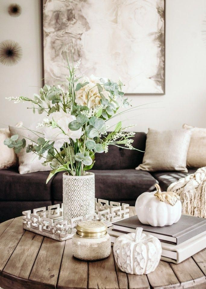Diy Home Decor Really Smashing And Stunning House Styling Strategies For Other Massive I Living Room Decor Neutral Neutral Fall Decor Fall Living Room Decor