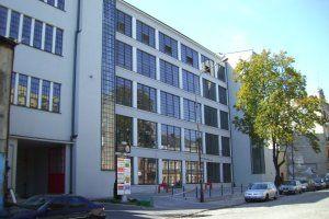 Modernizm w Łodzi, przewodnik architektoniczny