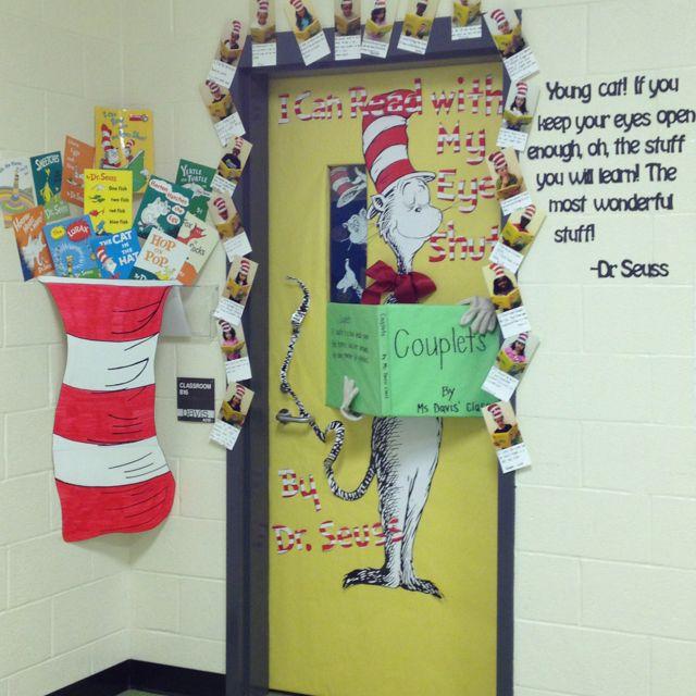 Classroom Decoration Dr Seuss ~ Best dr seuss images on pinterest